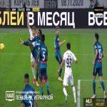 Zenit 0-1 Krasnodar - Marcus Berg penalty 17'