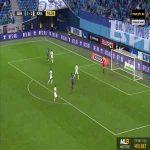 Zenit [2]-1 Krasnodar - Artem Dzyuba 79'