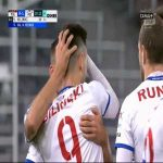 Pogoń Szczecin 0-1 Podbeskidzie Bielsko-Biała - Kamil Biliński 29' (Polish Ekstraklasa)