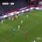 Belgium [2]-1 Switzerland - Michy Batshuayi 70'