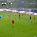 Luxembourg 0-3 Austria - Philipp Wiesinger 90'+4'