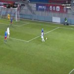 Liechtenstein U21 0-1 France U21 - Colin Dagba 3'