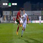 Portugal U21 2-0 Belarus U21 - Fabio Vieira penalty 19'