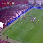 Serbia [1]-1 Scotland: Luka Jovic 90'