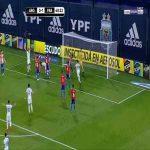 Argentina [1]-1 Paraguay - Nicolas Ivan Gonzalez 41'
