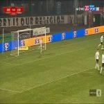 Chrobry Głogów 1-0 Stomil Olsztyn - Mateusz Machaj PK 33' (Polish I liga)