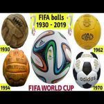 Documentary - FIFA World Cup official match balls 1930 - 2019