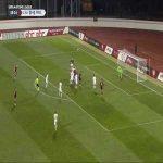 Latvia 1-0 Faroe Islands - Vladimirs Kamešs 59'