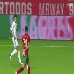 Martial foul on Patricio - Ouch