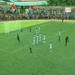 Burundi [3]-1 Mauritania - Saidi Ntibazonkiza free-kick 55'