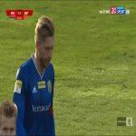 Miedź Legnica [1]-1 Bruk-Bet Termalica Nieciecza - Szymon Matuszek 62' (Polish I liga)