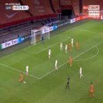 Netherlands 2-0 Bosnia & Herzegovina - Georginio Wijnaldum 14'