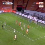 Netherlands 3-0 Bosnia & Herzegovina - Memphis Depay 54'