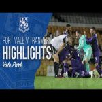 Port Vale 3 Tranmere Rovers [4] lovely strike to seal a win after being 3-2 down at 90+2