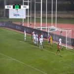 Portugal U21 [2]-1 Cyprus U21 - Diogo Lucas Queiros 68'