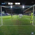 United States [1]-1 Panama - Giovanni Reyna free kick 19'