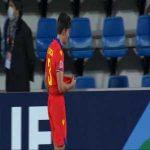 Andorra 0-5 Latvia - Raimonds Krollis PK 90'