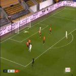 England U21 1-0 Albania U21 - Callum Hudson-Odoi 6'
