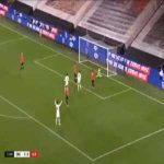 England U21 4-0 Albania U21 - Edward Nketiah 52'