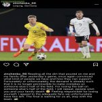 [Zinchenko] Alex Zinchenko on Instagram: Fortunately or unfortunately, the demand is already such that it is no longer permissible to make a mistake on ANOTHER's half of the field. For losing the ball on ANOTHER half of the field, I repeat, people wish you and your family death.