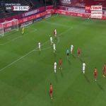 Belgium [2] - 1 Denmark - Romelu Lukaku 57'