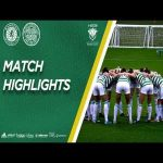 HIGHLIGHTS: Rangers 0-1 Celtic FC Women | Penalty hero Green leads charge in Glasgow Derby victory!