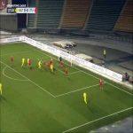 Kazakhstan 1-0 Lithuania - Abat Aimbetov 38'