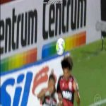 Vitinho horrible penalty miss for Flamengo (+call)