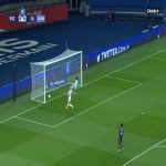 PSG W 1-0 Lyon W - Marie-Antoinette Katoto 11'