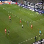 Arminia Bielefeld [1]-1 Bayer Leverkusen - Lukas Hradecky OG 47'