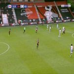 Bournemouth [1]-2 Reading - Dominic Solanke 56'