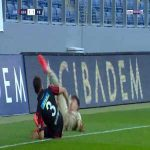 Genclerbirligi 1-[2] Fenerbahce - Diego Perotti penalty 37'
