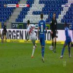 Hoffenheim 1-[2] Stuttgart - Silas Wamangituka 27'