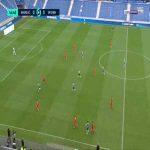 Le Havre 1-0 Caen - Himad Abdelli 45'