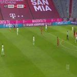 Manuel Neuer great double save 16' (Bayern Munich - Werder Bremen)