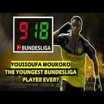 Mini documentary on Borussia Dortmund's latest prospect Youssoufa Moukoko