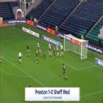 Preston 1-0 Sheffield Wednesday - Tom Barkhuizen 48'