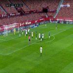 Sevilla 1-0 Celta Vigo - Jules Kounde 6'