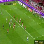 Spartak Moscow 0-1 Dinamo Moscow - Guillermo Varela 79'