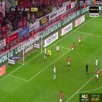 Spartak Moscow [1]-1 Dinamo Moscow - Roman Zobnin 85'