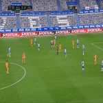 Alaves 2-[1] Valencia - Manu Vallejo 73'