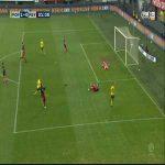 Fortuna [1]-0 Feyenoord | Zian Flemming 1'
