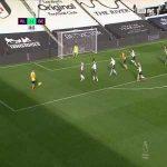 Fulham 1 - [2] Everton - Calvert-Lewin 29'