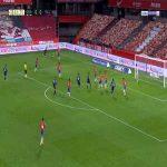Granada 0-1 Real Valladolid - Oscar Plano 45'+2'