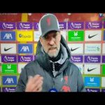 Jurgen Klopp post match interview on game scheduling with Geoff Shreeves