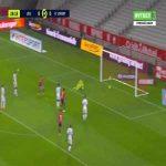 Lille 1-0 Lorient - Yusuf Yazici 30'