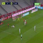 Lille 2-0 Lorient - Yusuf Yazici 51'