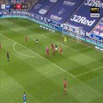 Rangers 2-0 Aberdeen - Kemar Roofe 29'