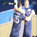 Sporting Kansas City 1-0 San Jose Earthquakes - Roger Espinoza 4'