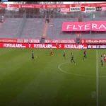 Wurzburger Kickers [2]-1 Hannover - David Kopacz 74'